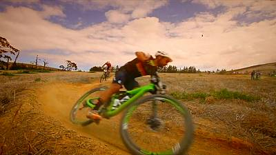 Cape Epic: Platt and Huber win Langvad and Kleinhans defend title