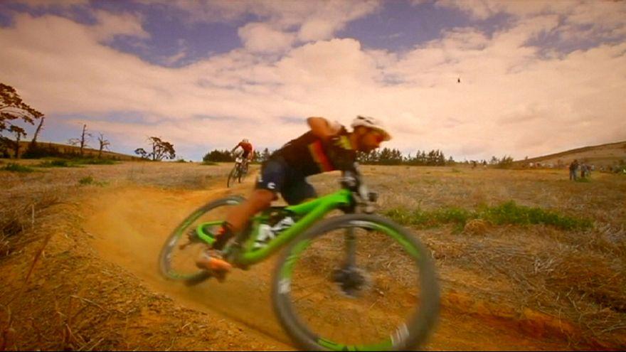 Német biciklis ötödik sikere