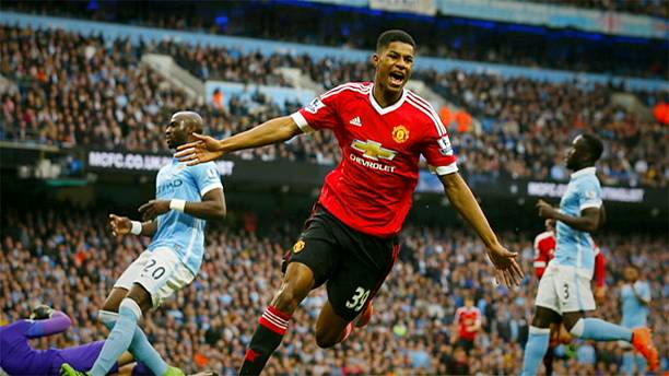 Rashford rules Manchester, Ajax leapfrog PSV 'The Corner'