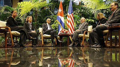 Barras y estrellas para Cuba