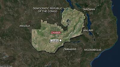 Zambian opposition leader arrested for 'defaming' President Lungu