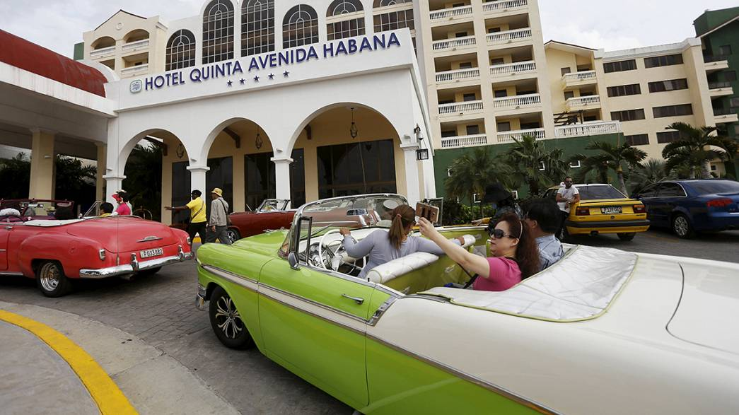 Cuba attira le prime compagnie alberghiere e di viaggi statunitensi