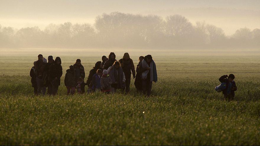 """""""O número de migrantes em território grego atingiu 50,500"""""""
