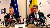 Belçika ve Fransa'dan teröre karşı ortak hareket mesajı