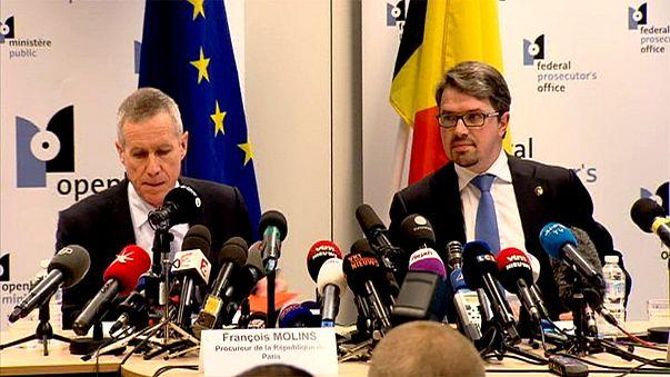 La France et la Belgique affichent leur union contre le terrorisme