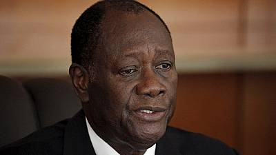 Ivory Coast records double digit growth - President Ouattara