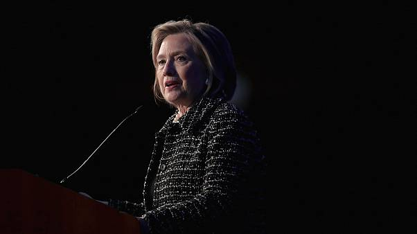 Image: Hillary Clinton Speaks At Ida's Legacy Fundraiser Luncheon In Chicag