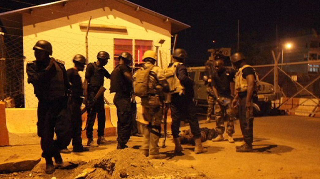 Mali : un hôtel de Bamako attaqué