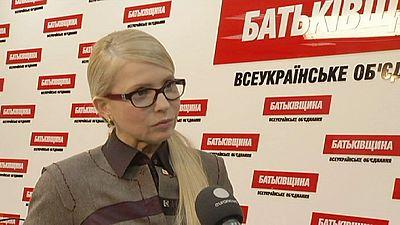 Procès de Nadia Savchenko : Ioulia Tymochenko espère la clémence du Kremlin