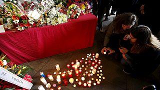 Η Ιταλία θρηνεί τις 7 κοπέλες που σκοτώθηκαν στην Ισπανία - Εκτός κινδύνου η Ελληνίδα φοιτήτρια