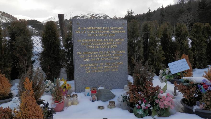 """Germanwings tragedy: """"Life has resumed, but traces of the catastrophe endure"""""""