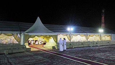 Mondial Qatar 2022 : des tentes de Bédouins pour héberger les supporters