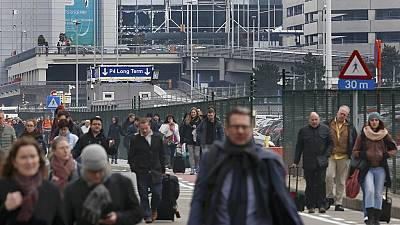 Many dead and several injured in Brussels Airport, Metro explosions