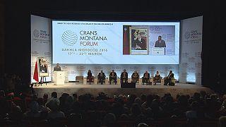 Forum Crans Montana : l'Afrique à l'honneur