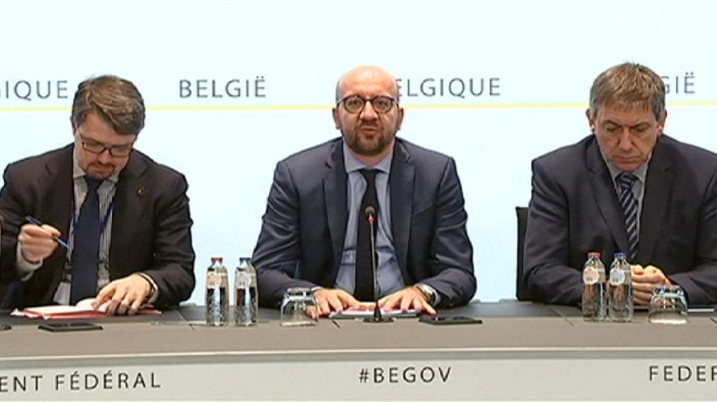 Governo belga apela à unidade