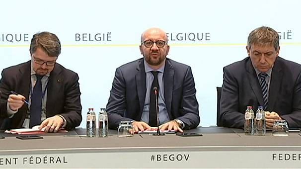 """""""Violent and cowardly"""" – Belgian PM Charles Michel"""