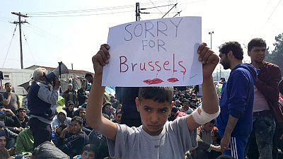 #JeSuisBruxelles: As redes sociais reagem