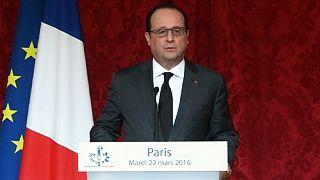 Hollande: egész Európát érte terrortámadás