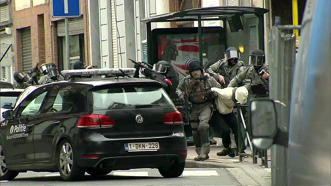 Теракты в Европе: следы преступников привели в Бельгию