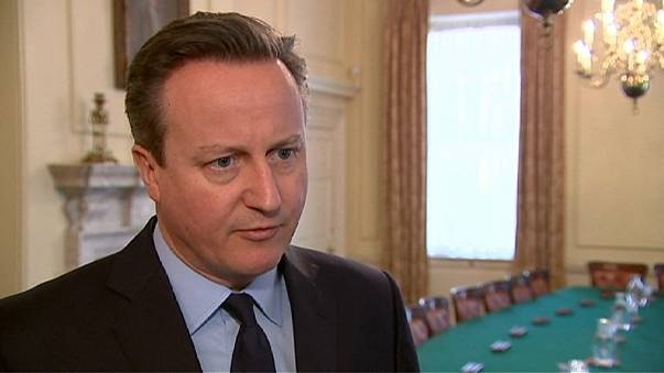 Cameron: Európának össze kell fognia