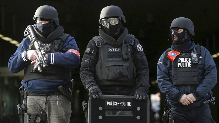 Segurança reforçada na Europa