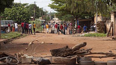 Burkina Faso : colère de groupes d'autodéfense