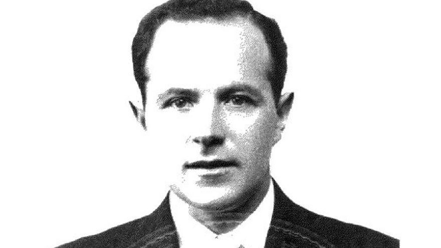Image: Jakiw Palij in 1957