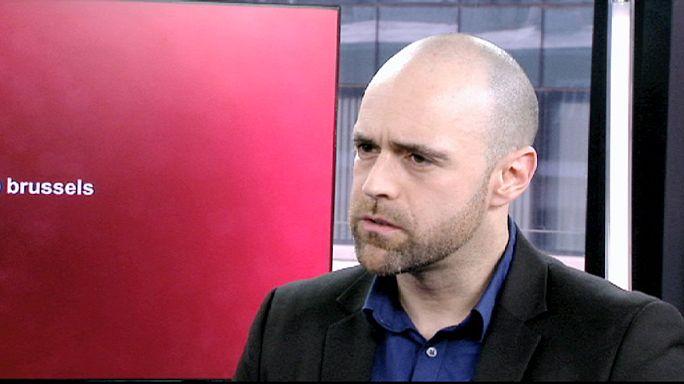 مقابلة خاصة بيورونيوز مع ديديه لوروا الباحث البلجيكي في الشؤون العسكرية