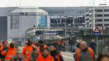 Panic and chaos follow Brussels airport blasts