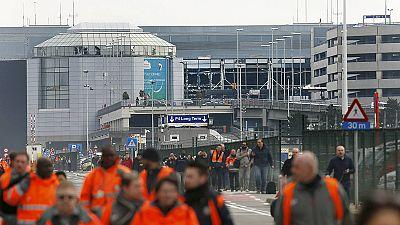 Pánico, muerte y caos en el aeropuerto de Zaventem