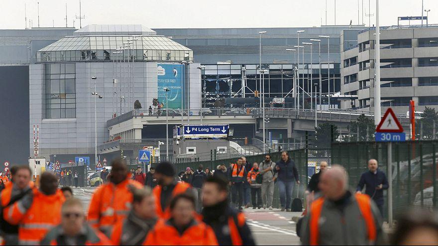 Magára vállalta az Iszlám Állam a brüsszeli merényleteket