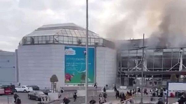 روایت دو شاهد ایرانی از انفجارهای مرگبار بروکسل