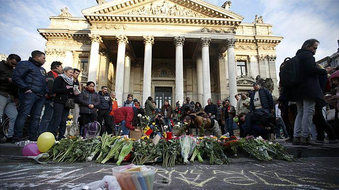 Attentats de Bruxelles: une attaque contre la Belgique et l'UE