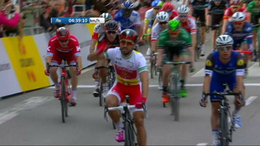 """Насер Буанни выиграл второй этап """"Тура Каталонии"""" и лидирует в общем зачете"""