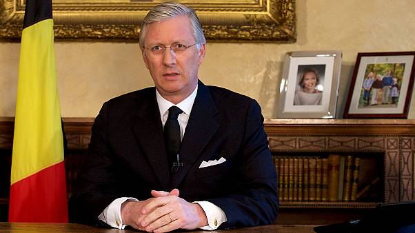 Brussels: PM Charles Michel and King Philippe decry 'barbaric' attacks
