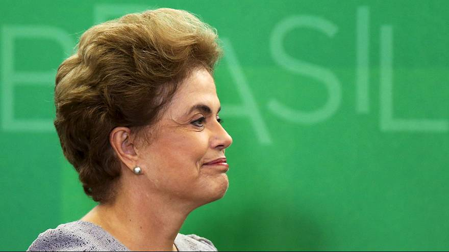 Brazil's Rousseff says will not resign, despite impeachment bid