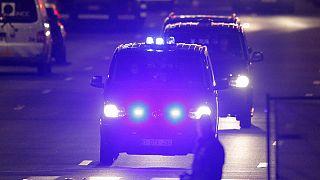ادامه عملیات پلیس بلژیک برای یافتن افراد مرتبط با حملات تروریستی