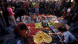 Dans le monde entier, des monuments éclairés aux couleurs de la Belgique
