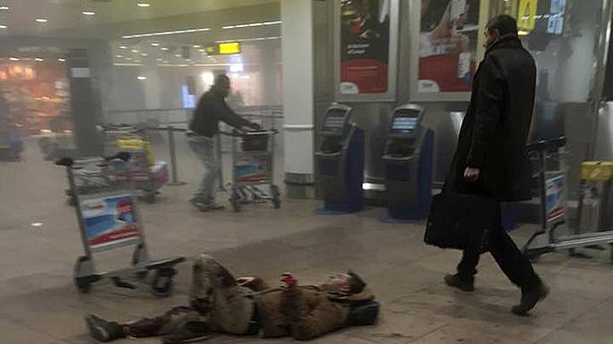 Brüksel'de ''kara salı''