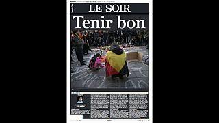 Ο ευρωπαϊκός τύπος για τις επιθέσεις στις Βρυξέλλες