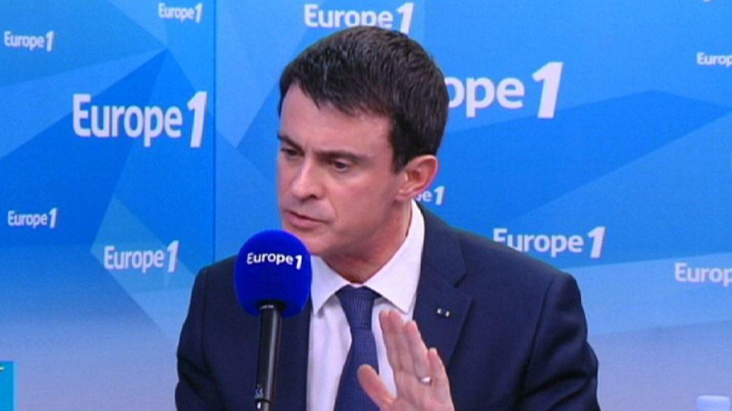 Bruxelles, Valls: siamo in guerra, non abbiamo visto crescere il pericolo interno
