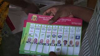 Cut off from the rest of the world, Congolese vote for president
