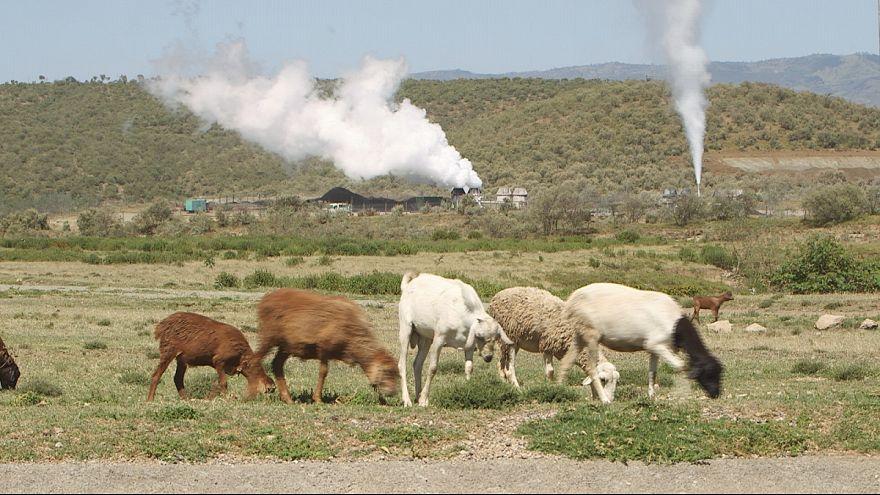 Geothermal energy helps power Kenya's future