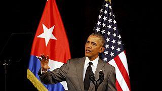 أوباما يؤكد أن فرض الحظر على كوبا لم يكن مجديا