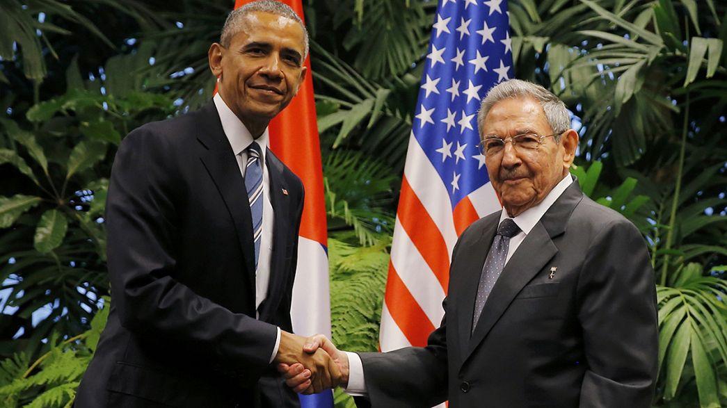 Business Line, tra Stati Uniti e Cuba soffia il vento del cambiamento