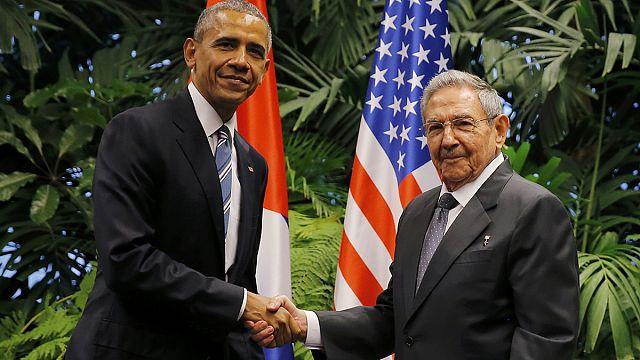 США-Куба: ветер перемен