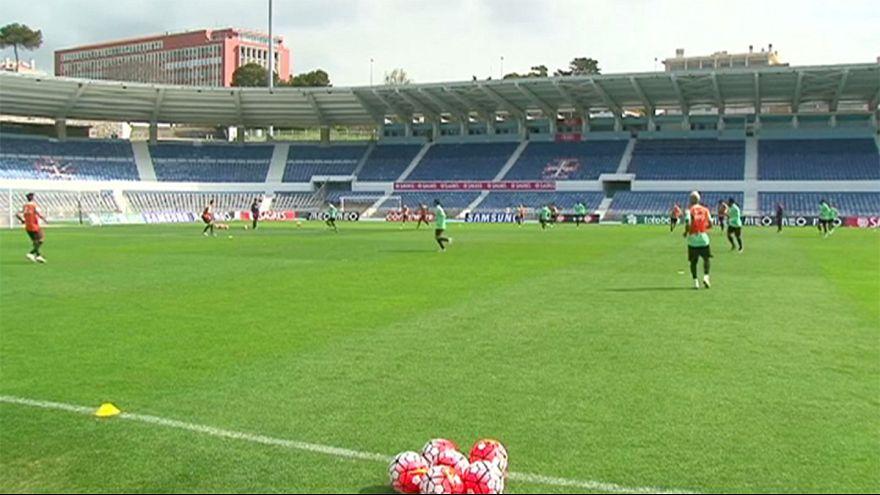 El amistoso entre Bélgica y Portugal se disputará en tierras lusas