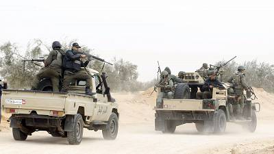 Tunisian forces break up ISIS recruiting cell