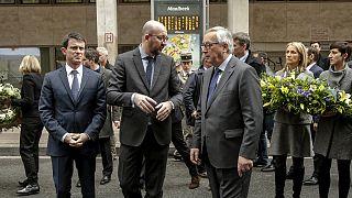 Valls e Juncker querem uma união da segurança