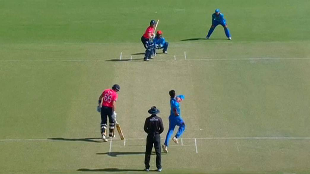 Cricket: England schlägt Afghanistan